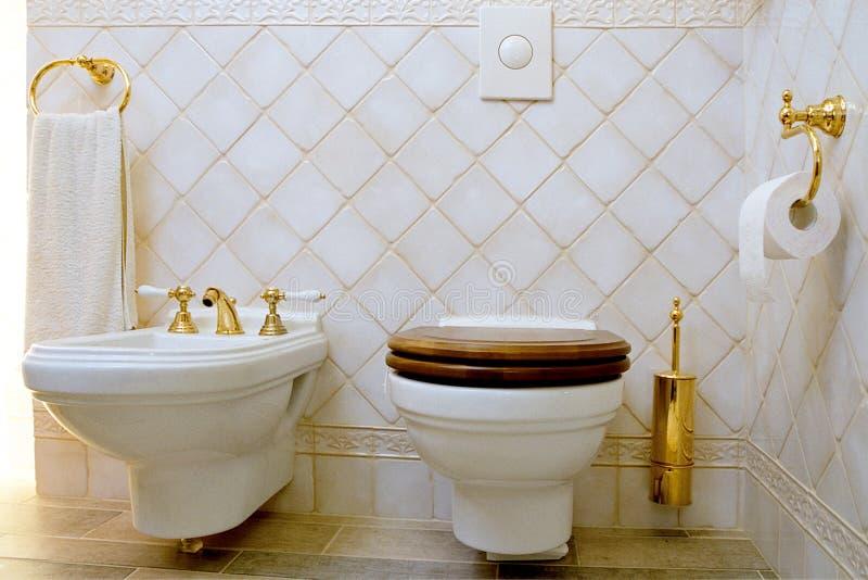 toaleta fotografia royalty free
