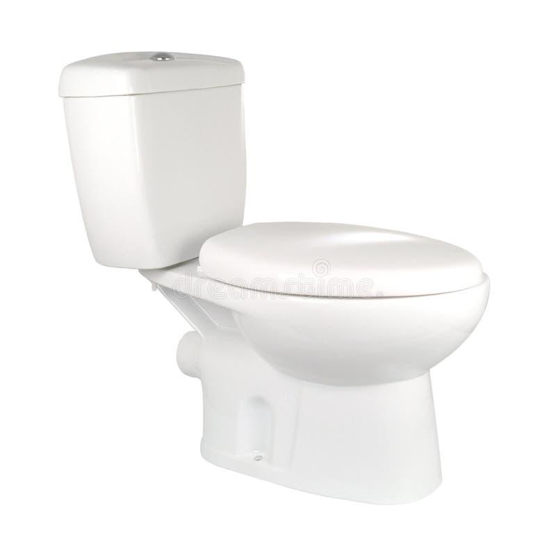 Toalete branco fotos de stock