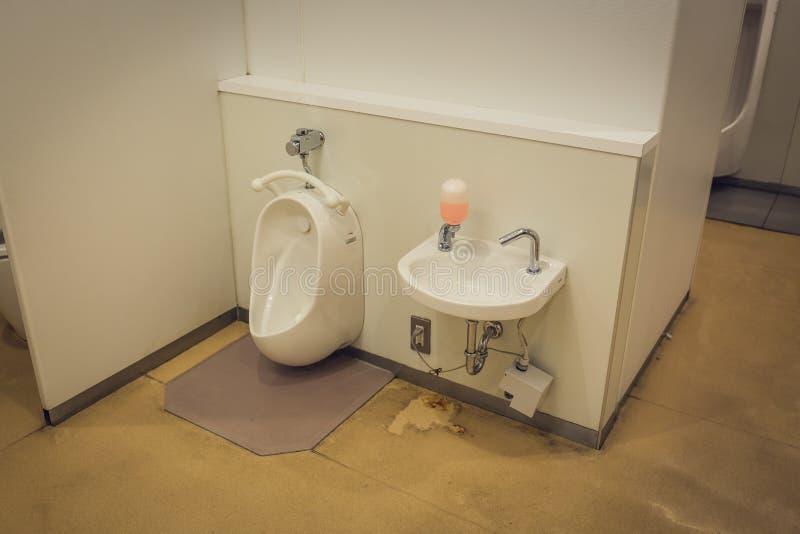 Toaletowi udogodnienia zdjęcia royalty free