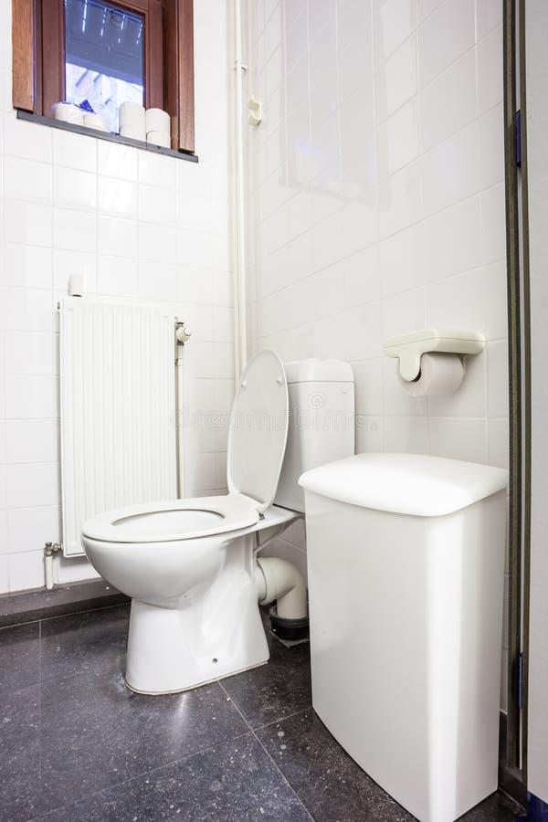 toalety publiczne zdjęcie stock