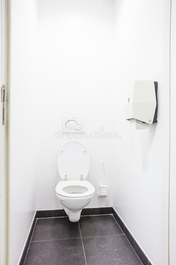 toalety publiczne obraz stock