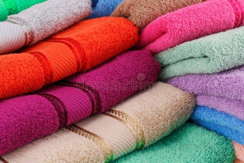 toallas fotos de archivo libres de regalías