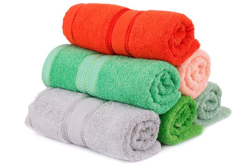 toallas imagenes de archivo