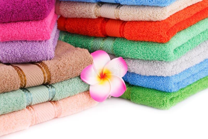 toallas imagen de archivo libre de regalías