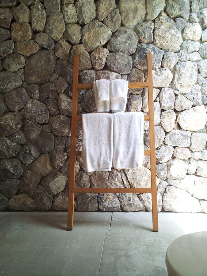 toallas fotografía de archivo