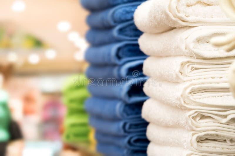 toallas imagen de archivo