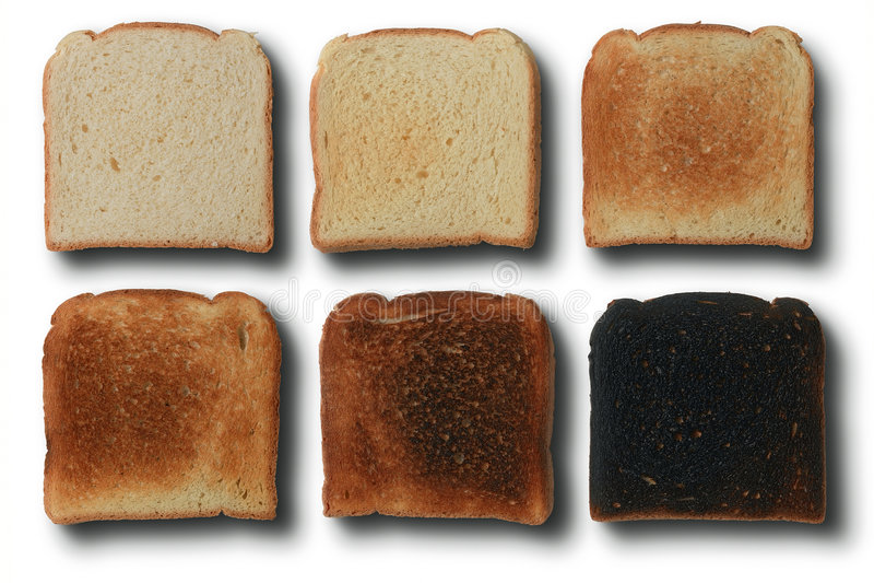 Download Toast stock photo. Image of burned, toast, development - 1730488