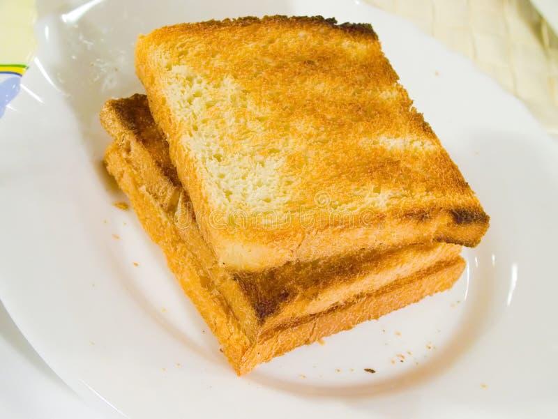 toast obraz stock