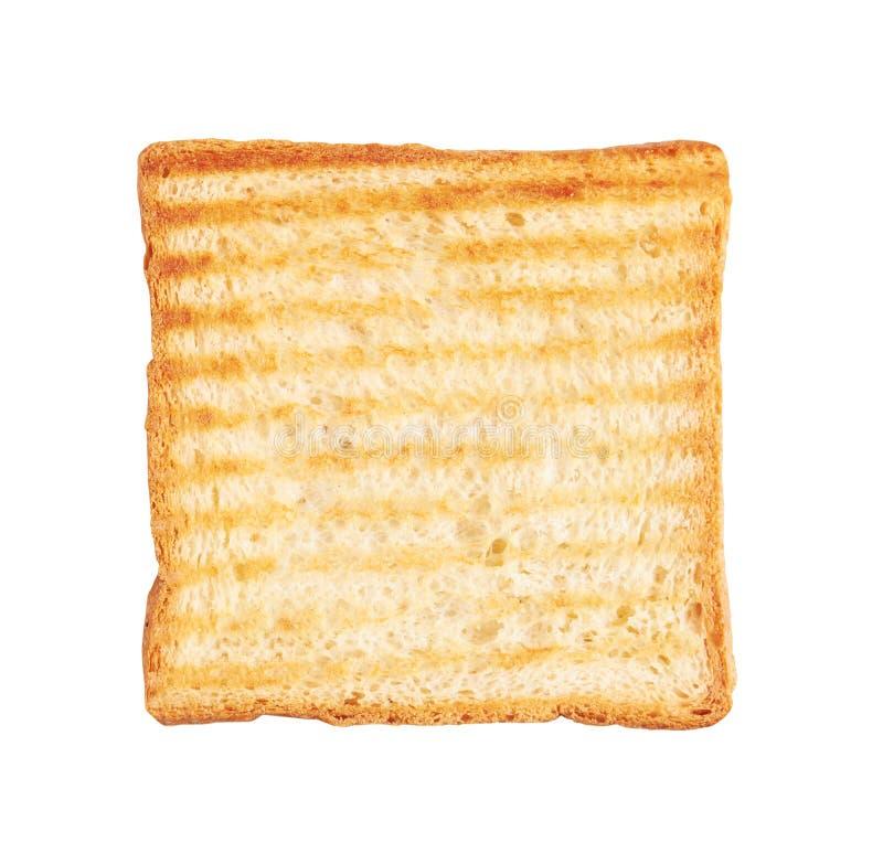 Free Toast Isolated On White Stock Image - 71478581