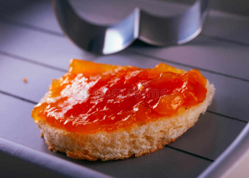 Download Toast With Jam Stock Photos - Image: 38016763