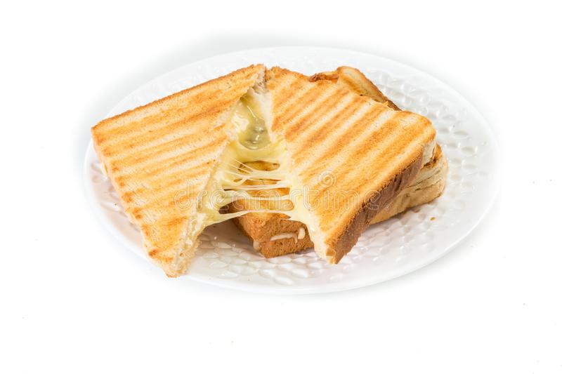 Toast sandwich stock images