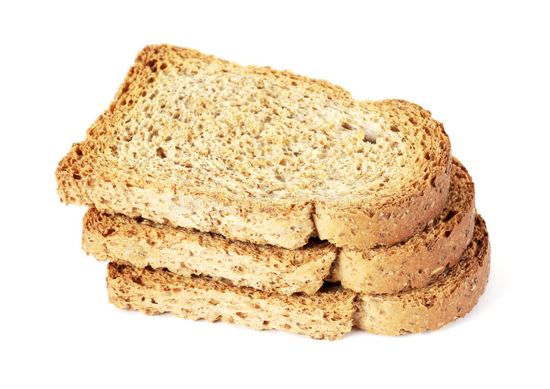 Download Toast stack stock photo. Image of diet, integral, light - 8974068