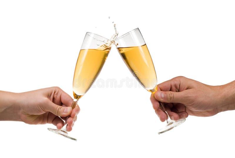 toast za campagne obraz royalty free