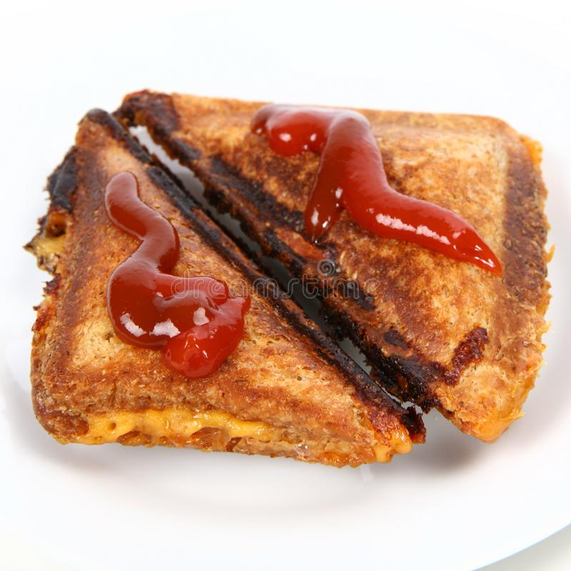 Download Toasted sandwich stock image. Image of bread, crust, toast - 14274671
