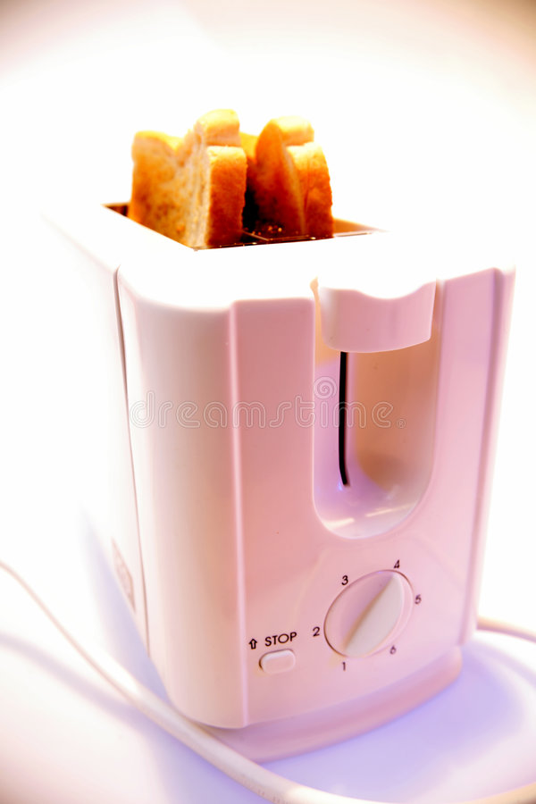 Download Toaster stock image. Image of slice, equipment, toasting - 2791807