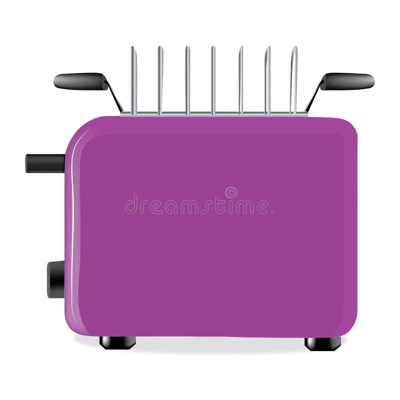 toaster stock illustrationer