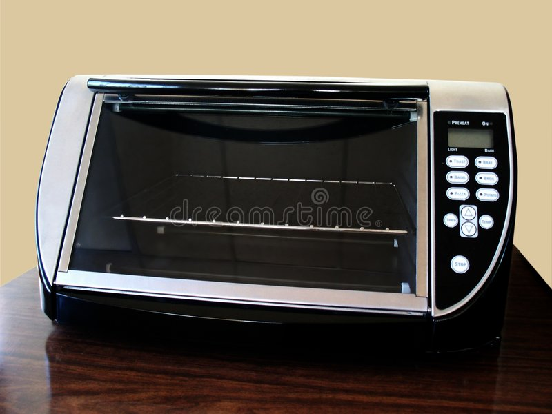 Toaster oven stock images