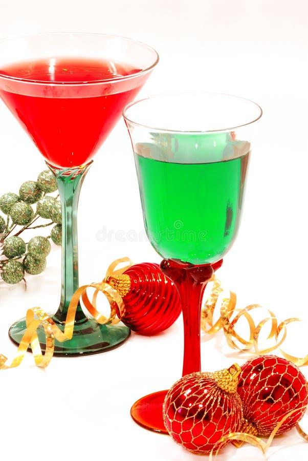 Toasting the Holidays stock photo