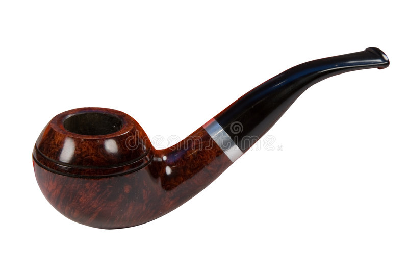 Download Tobacco-pipe Stock Photo - Image: 1419770