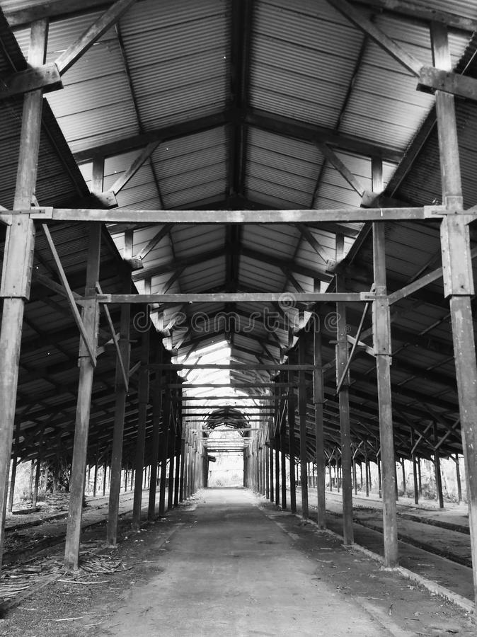 Tobaco здания стоковая фотография