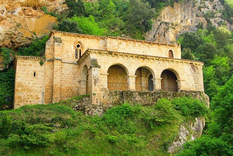 Tobera Ermita fotografia stock