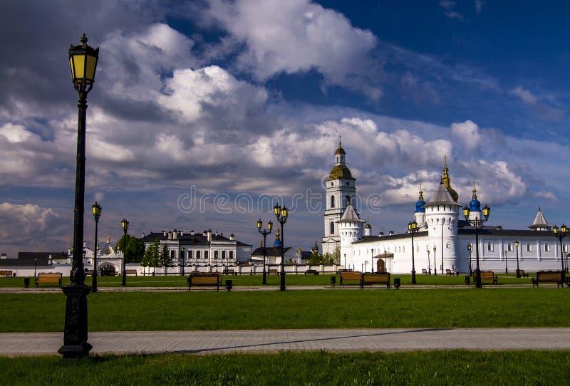 Tobolsk Kremlin images stock