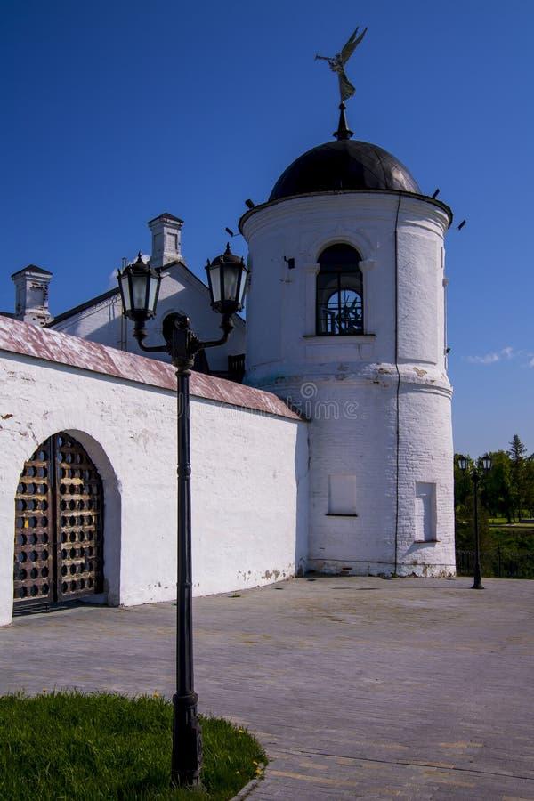 Tobolsk Kremlin, Sibérie, Russie photos stock