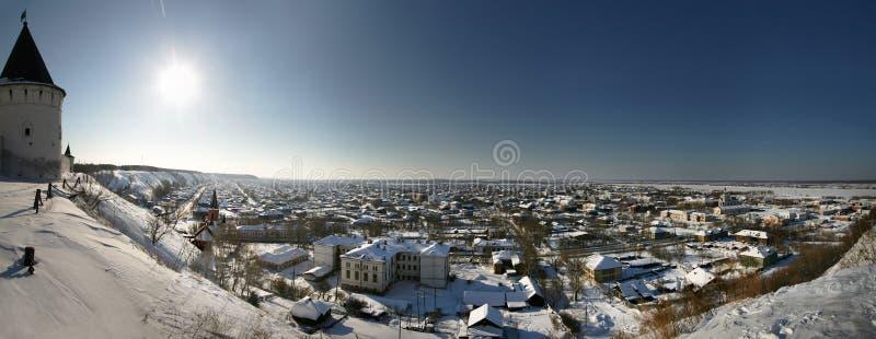 Download Tobolsk stock image. Image of history, brick, road, building - 50708123