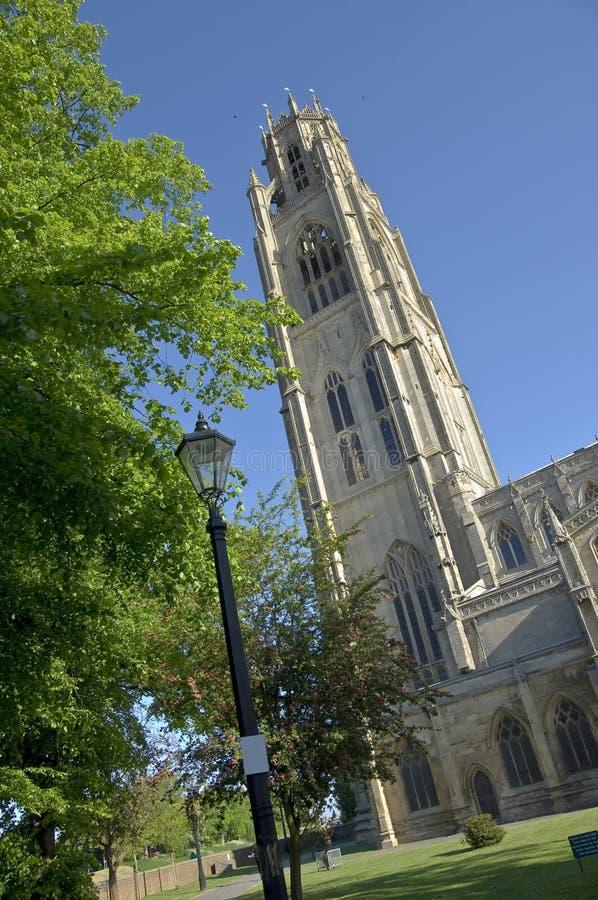 Tocón de Boston, Reino Unido imágenes de archivo libres de regalías