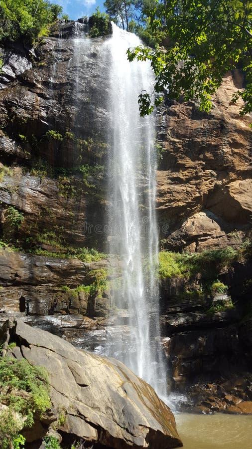 Toccoa Falls royalty free stock image