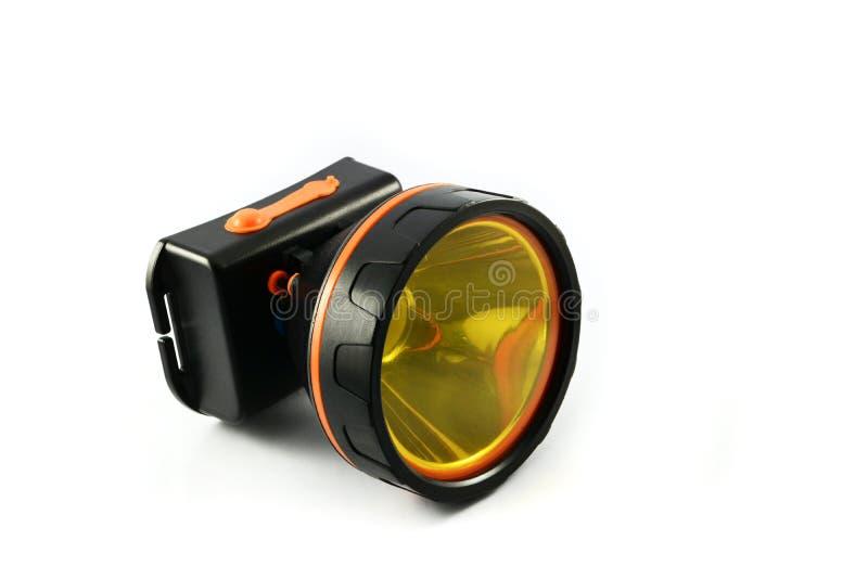 Tocha da lanterna elétrica imagem de stock royalty free