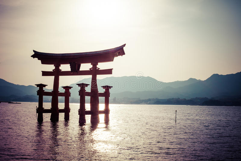 Todaiji佛教寺庙在古老日本首都奈良 库存照片