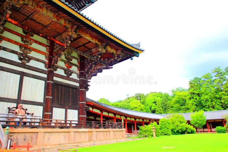 Todaiji Tempel stockfotografie