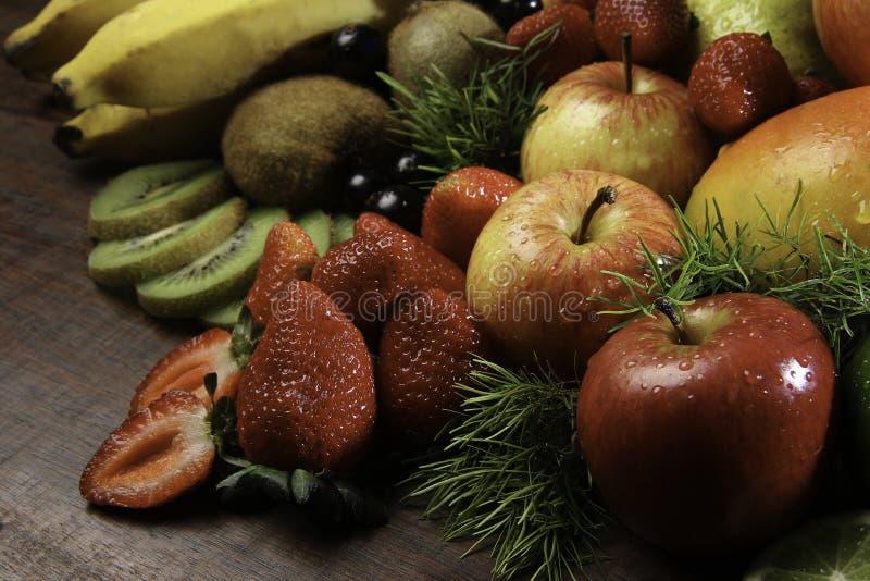 Todavía frutas fotografía de archivo libre de regalías