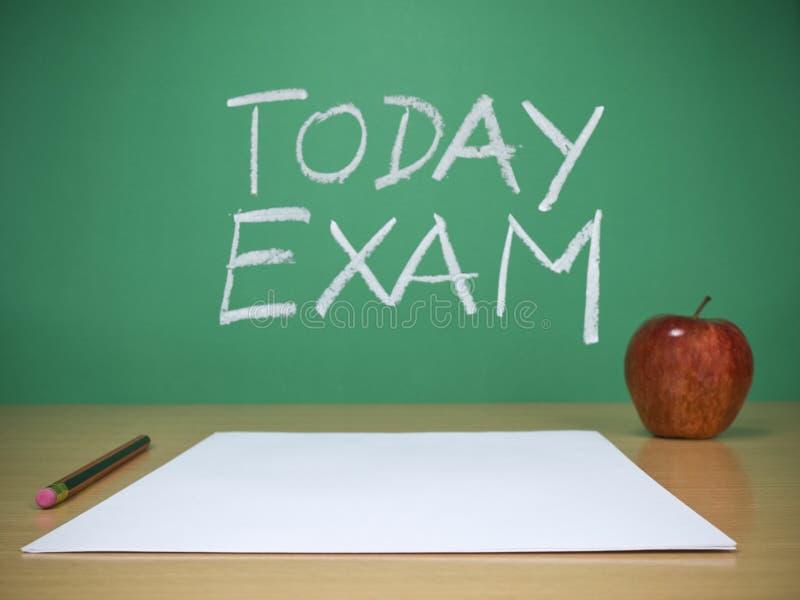 Download Today exam stock photo. Image of educate, academic, examination - 12194652