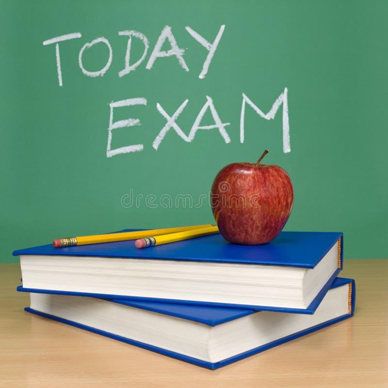 Today Exam Royalty Free Stock Photos