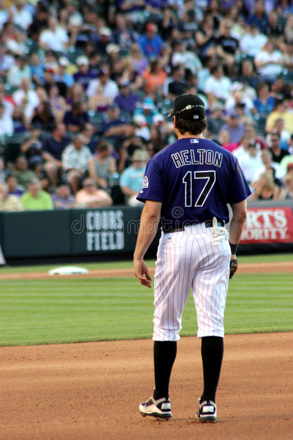 Download Todd Helton editorial photography. Image of todd, single - 25458227