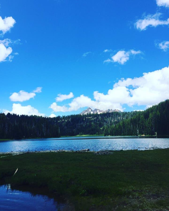Todd jezioro obrazy royalty free