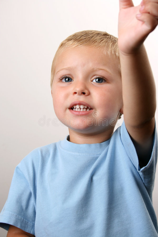 Download Toddler Begging With His Eyes Stock Image - Image: 5993251