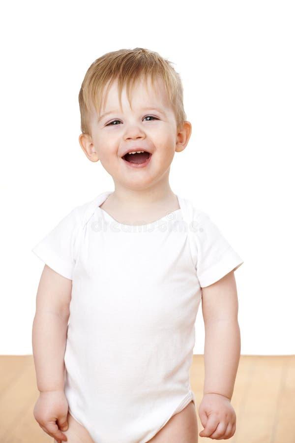 Download Toddler Boy Laughing stock photo. Image of preschool - 18862396