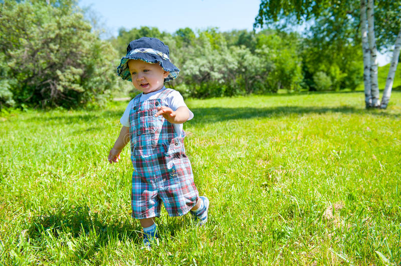 Download Toddler In A Park Stock Photos - Image: 25453063