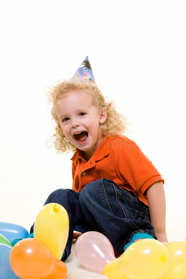 Download Toddler party stock image. Image of lifestyle, adorable - 3290417