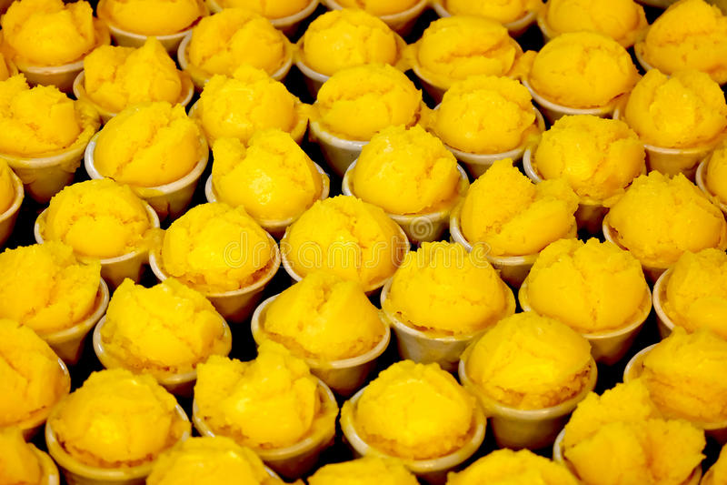 Toddy palmcake stock foto