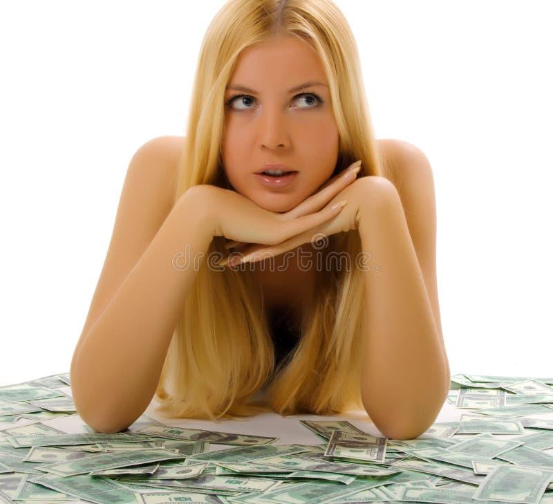 Todo o dinheiro imagens de stock royalty free