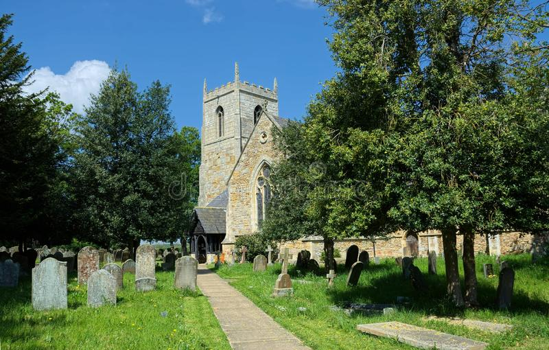 Todos os Saint igreja, Winteringham, Lincolnshire imagem de stock royalty free