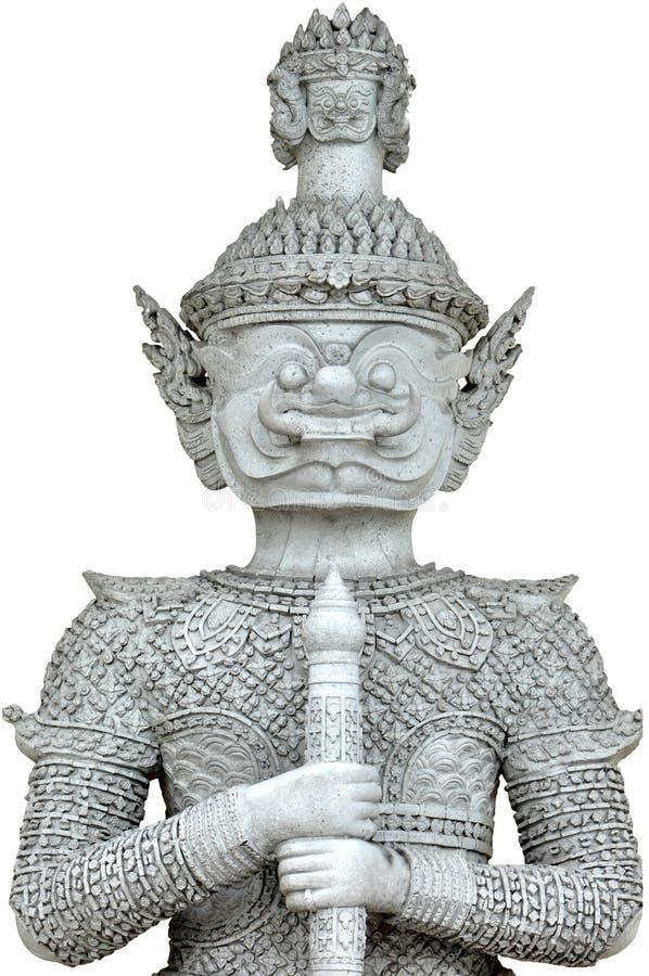 Todsagun, titã de dez caras de Tailândia imagens de stock royalty free