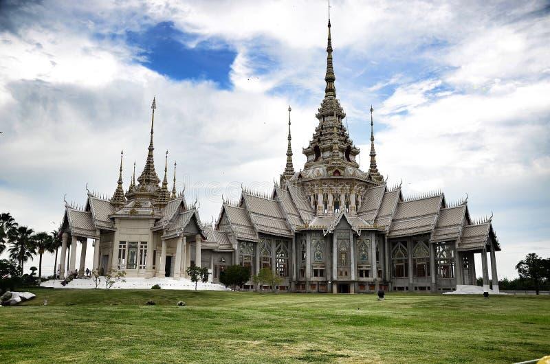 Toe της Maha Wihan luang Pho ναών στοκ εικόνες