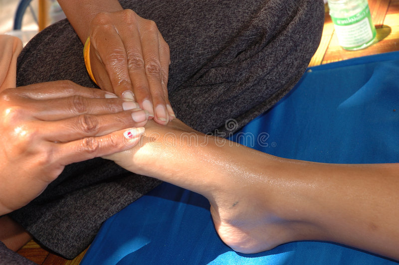 Download Toe Massage stock image. Image of muscles, health, beachfront - 1418889