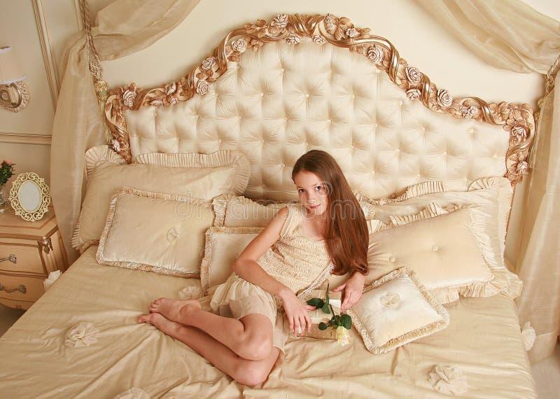 Toekomstig Model royalty-vrije stock foto