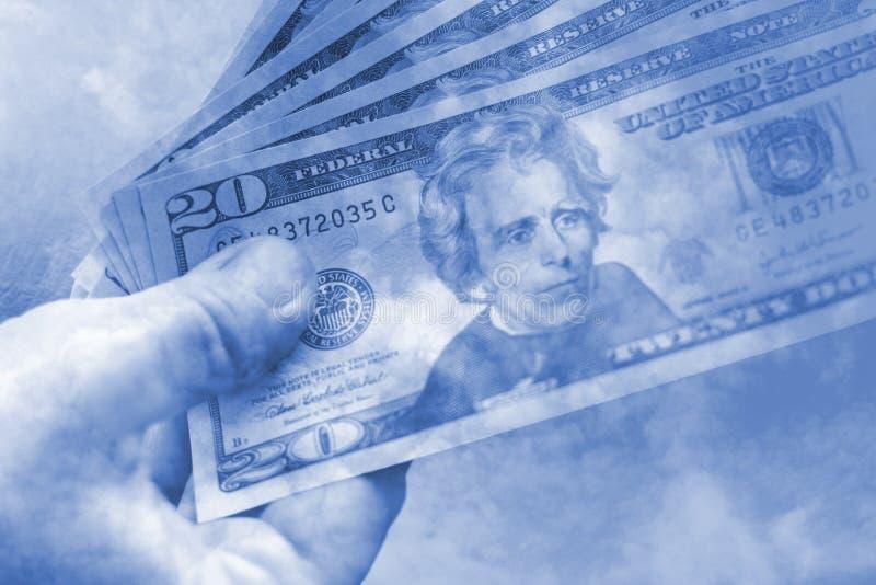 Toekomstige Investering royalty-vrije stock foto